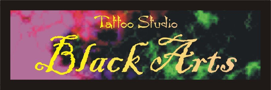 Tattoo Studio Black Arts